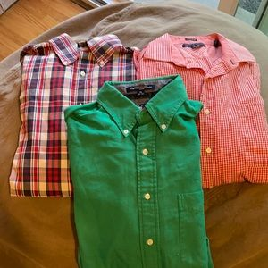 Tommy Hilfiger Long Sleeve casual shirts